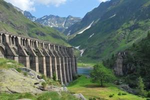 Damm-katastrofer är åtminstone vackra efteråt... dock dog 356 människor av detta. (Klicka för bildkälla)
