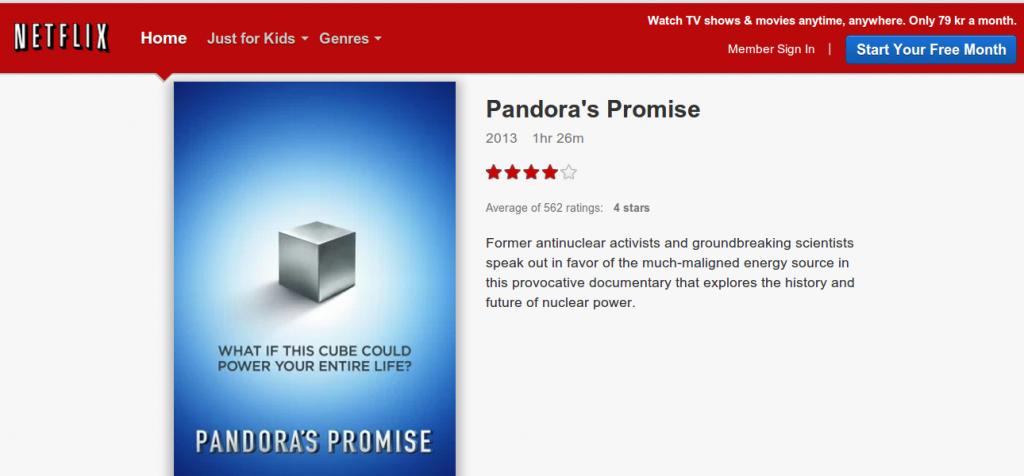 Pandora_on_Netflix
